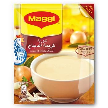 Maggi Cream Of Chicken Sachet 71g