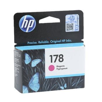HP Cartridge 178 - Magenta Color
