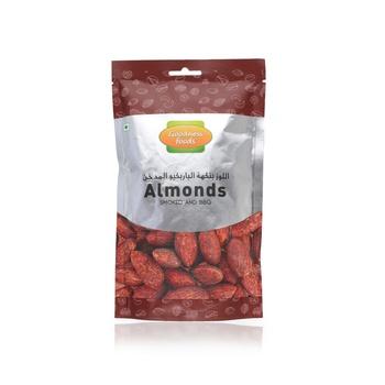 Goodness Foods Almonds Smoked & Bbq Sp 200g