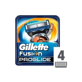 Gillette Fusion Proglide Cartridges 1 X 4pcs