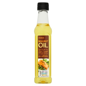Tesco Walnut Oil 250 ml