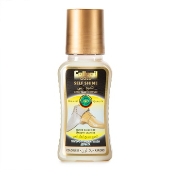 Collonil Gold Self Shine 125ml Colorless