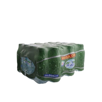 Al Ain Water Mega Offer Pack 24 x 200 ml