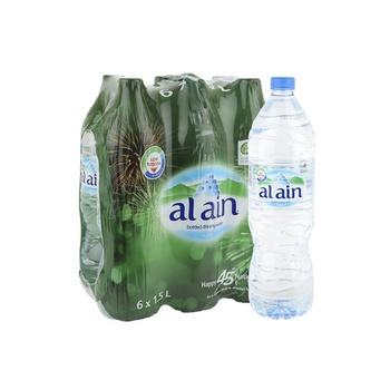 Al Ain Mineral Water 6 X 1.5ltr