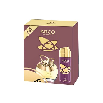 Mirada Arco (Women) 90ml + Deo Free