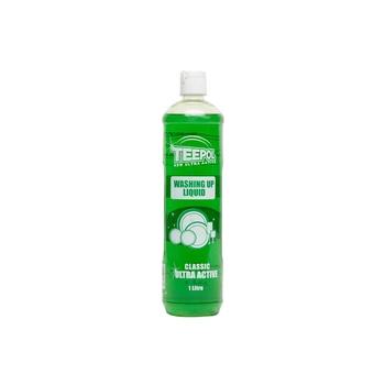 Teepol Washing Up Liquid Regular 1 Liter