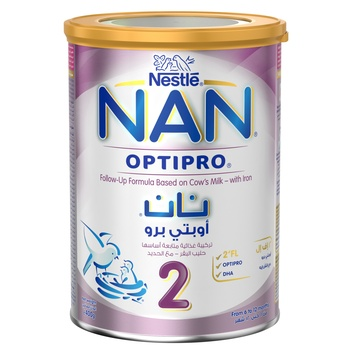 Nestle Nan 2 Optipro 400g