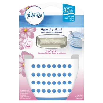 Febreze Air Freshener - Flower & Spring Small Spaces, 5.5 ml @ 25% Off
