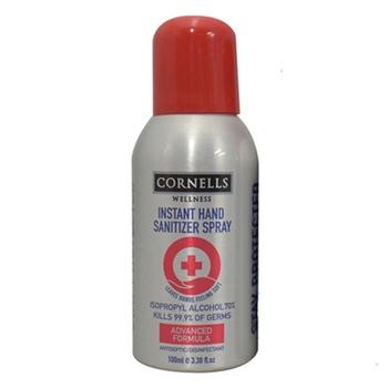 Cornells Hand Sanitizer Spray 100ml