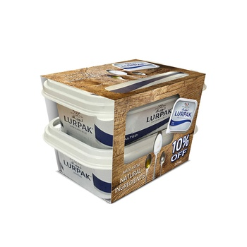 Luradpak Spread Salted 250g 2 Pack