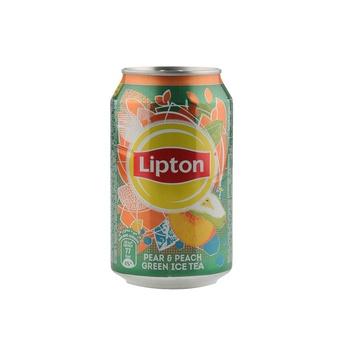 Lipton Ice Tea Green Pear & Peach 320ml
