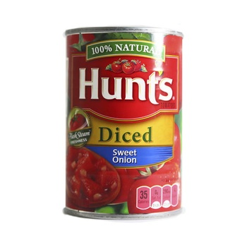 Hunts Diced Sweet Onion 411g