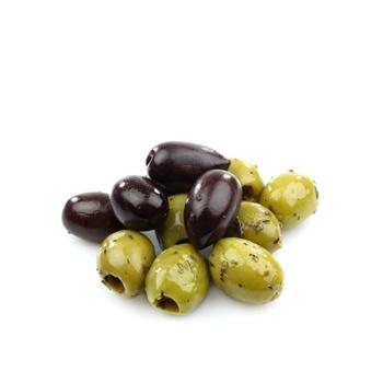 Spanish Olives Whole Black / Green