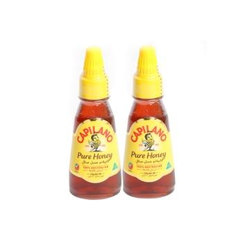 Capilano Honey Twist And Squeeze 2X220g