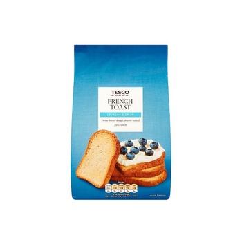 Tesco French Toast 200g