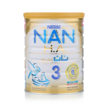 Nestle NAN Supreme H.A. 3 Growing Up Cow's Milk Optipro DHA 800g