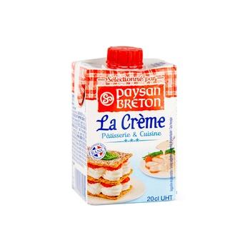 Paysan Breton Whipping Cream 20 Cl