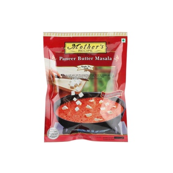 Mother Recipe Paneer Buter Masala Mix 75g (Ready to Cook)