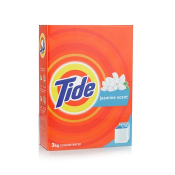 Tide Washing Powder Jasmine Scent 3kg