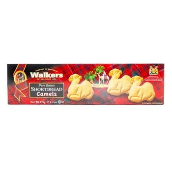 Walkers Biscuit Camel Carton 175g