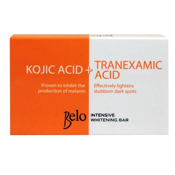 Belo Intensive Kojic & Tranexamic Acid Whitening Soap 2 x 65g