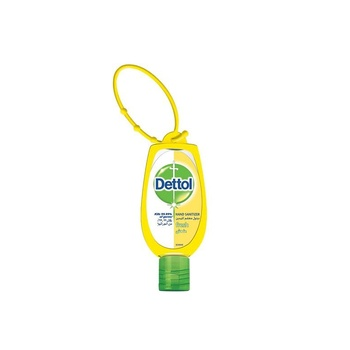 Dettol Hand Sanitizer Spring With Jacket 50ml