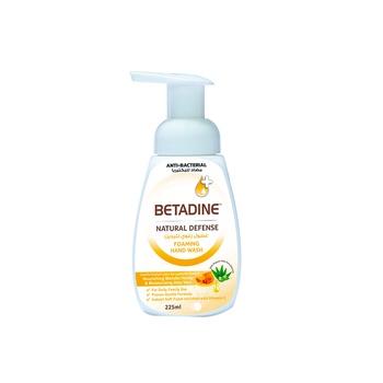 Betadine Hand Wash Manuka Honey 225ml