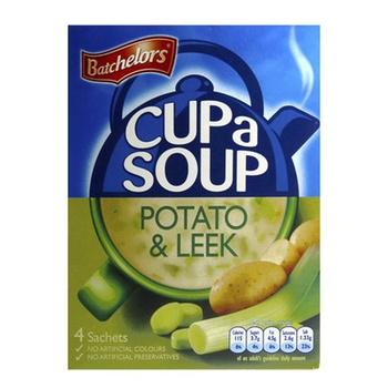 Batchelors Potato & Leek Cup A Soup 107g