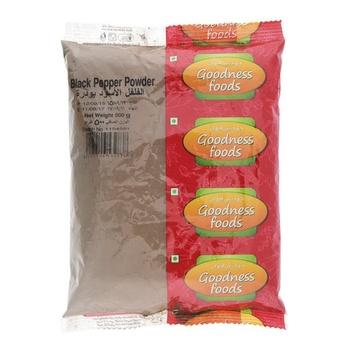 Goodness Foods Black Pepper Powder 500g