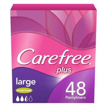 Carefree Large Fresh 48s