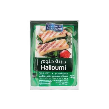 Al Rawabi Halloumi Full Fat 250g