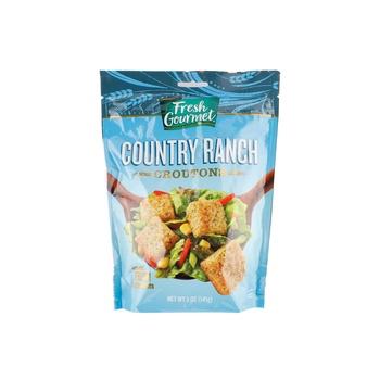 Fresh Gourmet Country Ranch 5oz