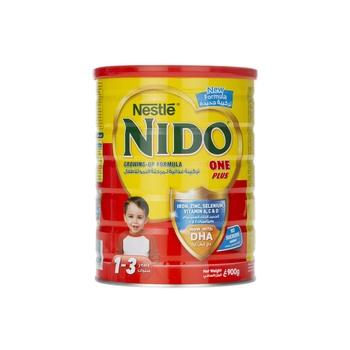 Nido One Plus Growing Up Milk 900g
