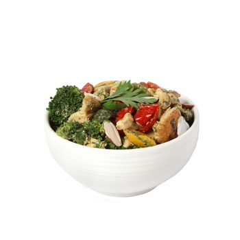 Goodness Foods Pre Chicken Brocolli & Almond Salad 200g