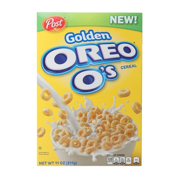Post Cereal Golden Oreo 11 oz