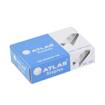 Atlas Staples 26/6 - 1000 Staples