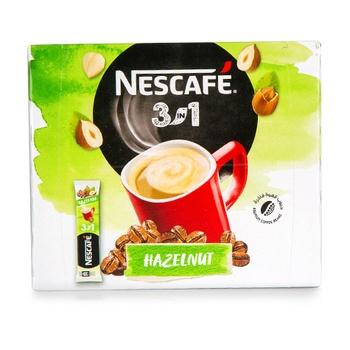 Nescafe 3 In 1 Hazelnut 17g