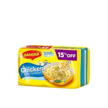 Maggi 2-Minn Chicken 10X77g