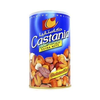 Castania Extra Nuts Can 500g
