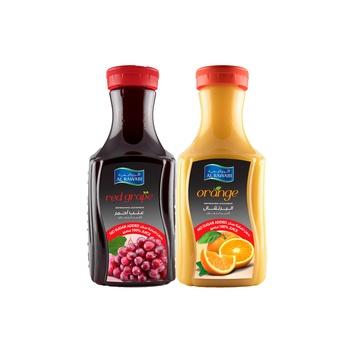 Al Rawabi  Ornge-Aple 1.75 ltr 2 pack