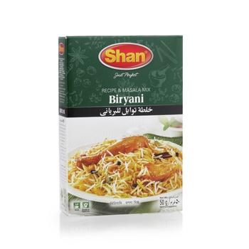 Shan Biryani Masala Mix 50g