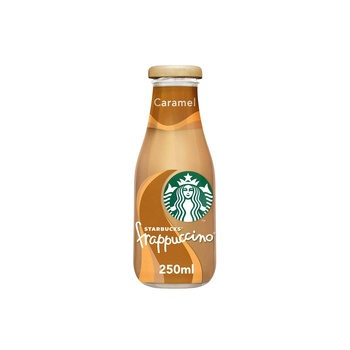 Starbucks Liquid Frappuccino Caramel 250ml