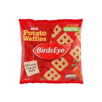 Birds Eye 26 Mini Waffles 456g