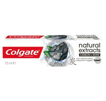 Colgate Toothpaste Naturals Charcoal 75 ml @ 33% Off