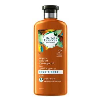 Herbal Essences Bio:Renew Shine Golden Moringa Oil Conditioner 400ml