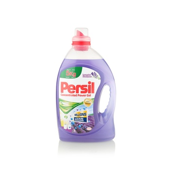 Persil Power Gel Lavender Freshness 3ltr