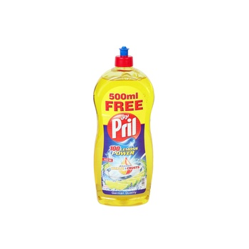 Pril Lemon Dishwashing Liquid 1.5 ltr