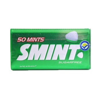 Smint Candy Spearmint 35g