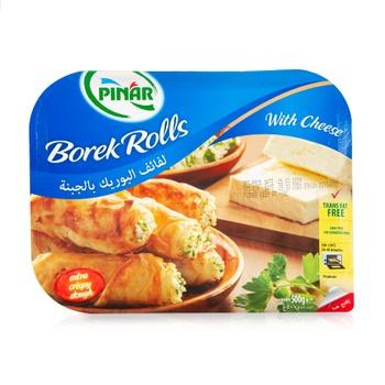 Pinar Borek Rolls W/ Cheese 500 G