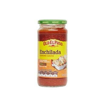 Old El Paso Enchilada Sauce 375g